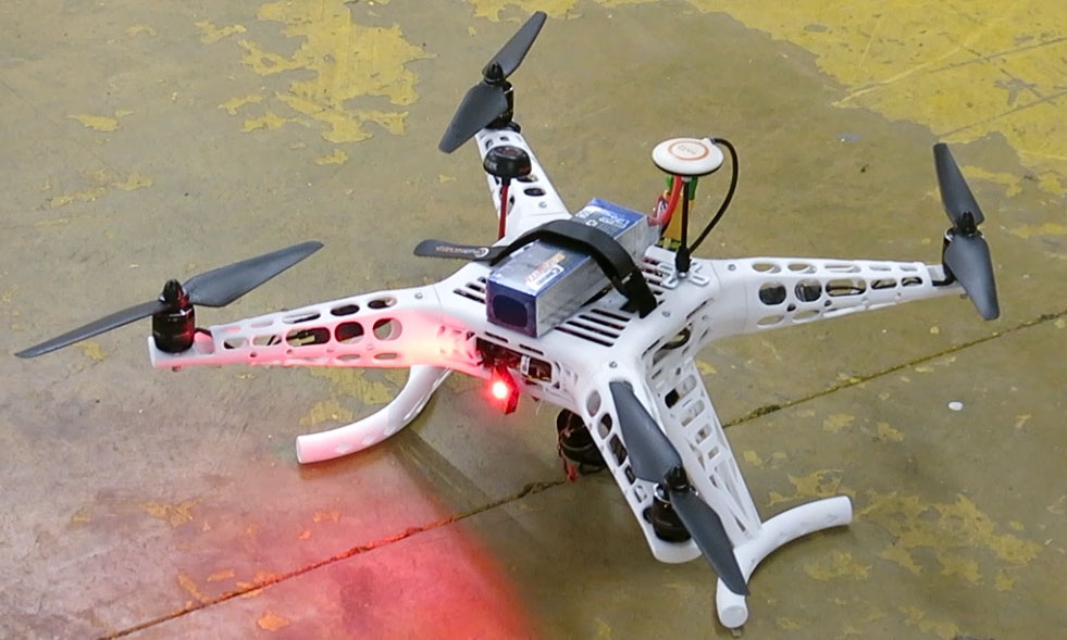 Design, iterations, production: How a Sculpteo intern 3D printed a drone from scratch