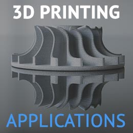 Discover 3D Printing Applications