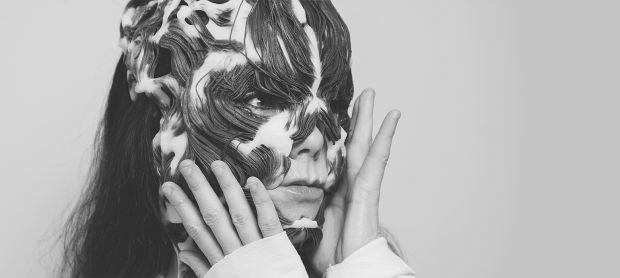 Neri Oxman Björk mask