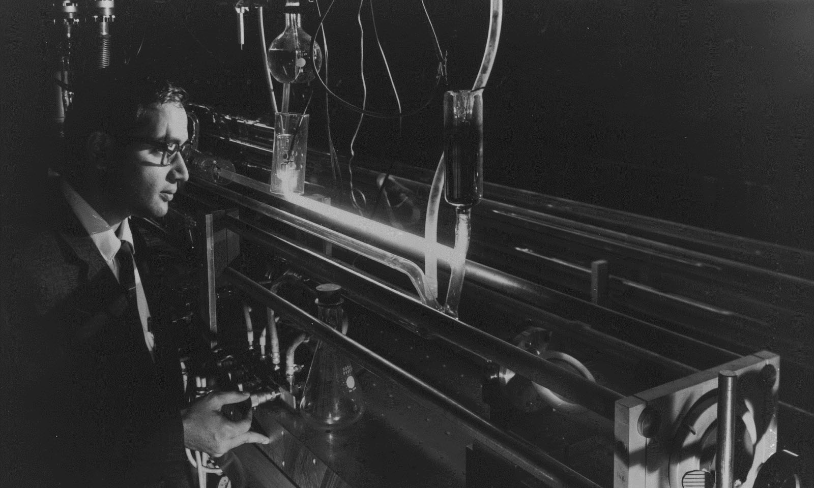 History of Laser Cutting: From MASERs to CO2 Laser Cutting