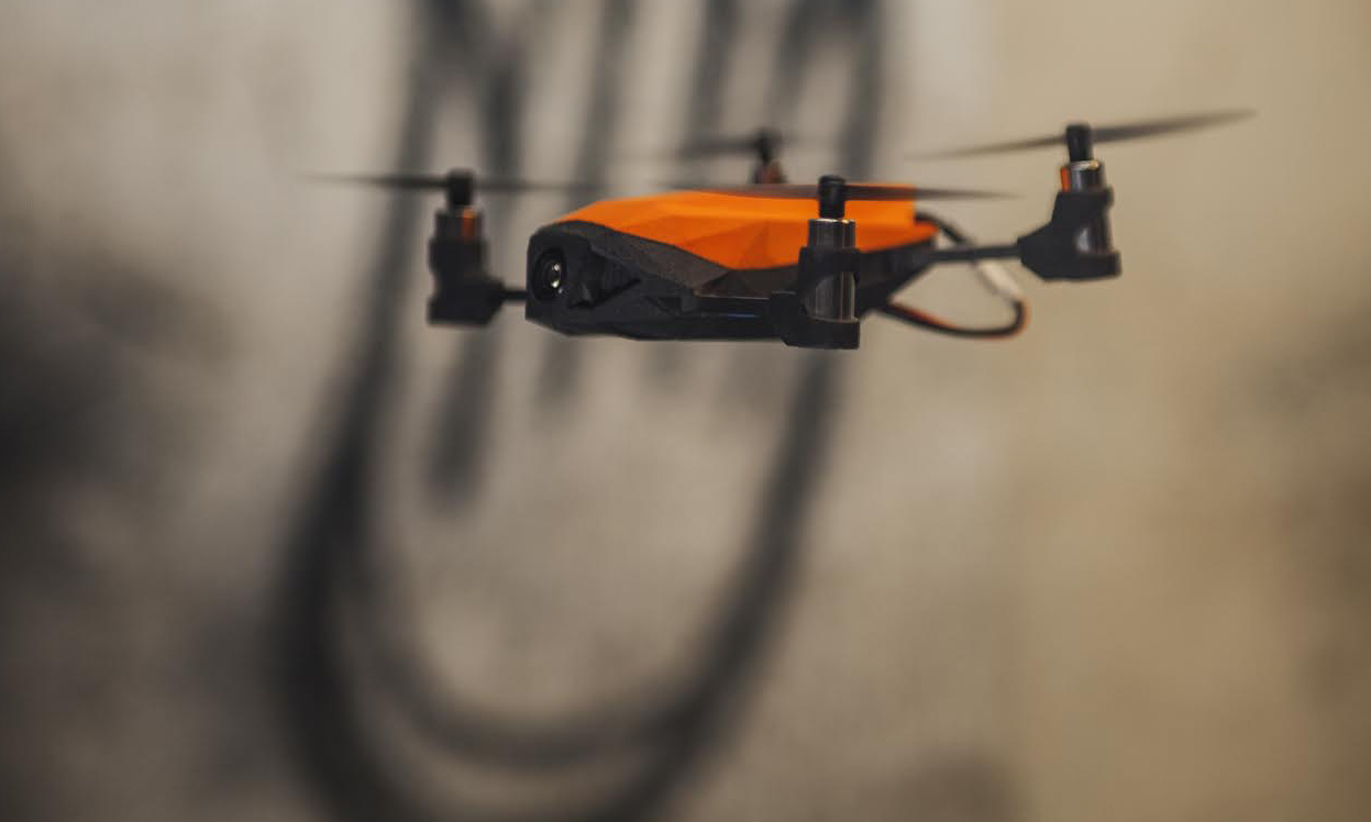 Nano-Racing & Sculpteo: the Accessible 3D Printed Drone