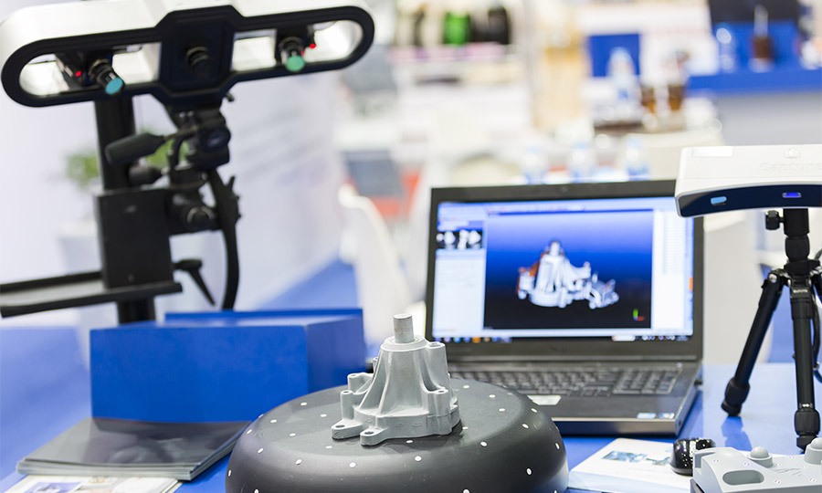 Find the nearest 3D scanner with our 3D scanning map