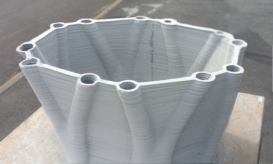 Interviewing XtreeE: 3D Printing Concrete to Push the limits of Construction
