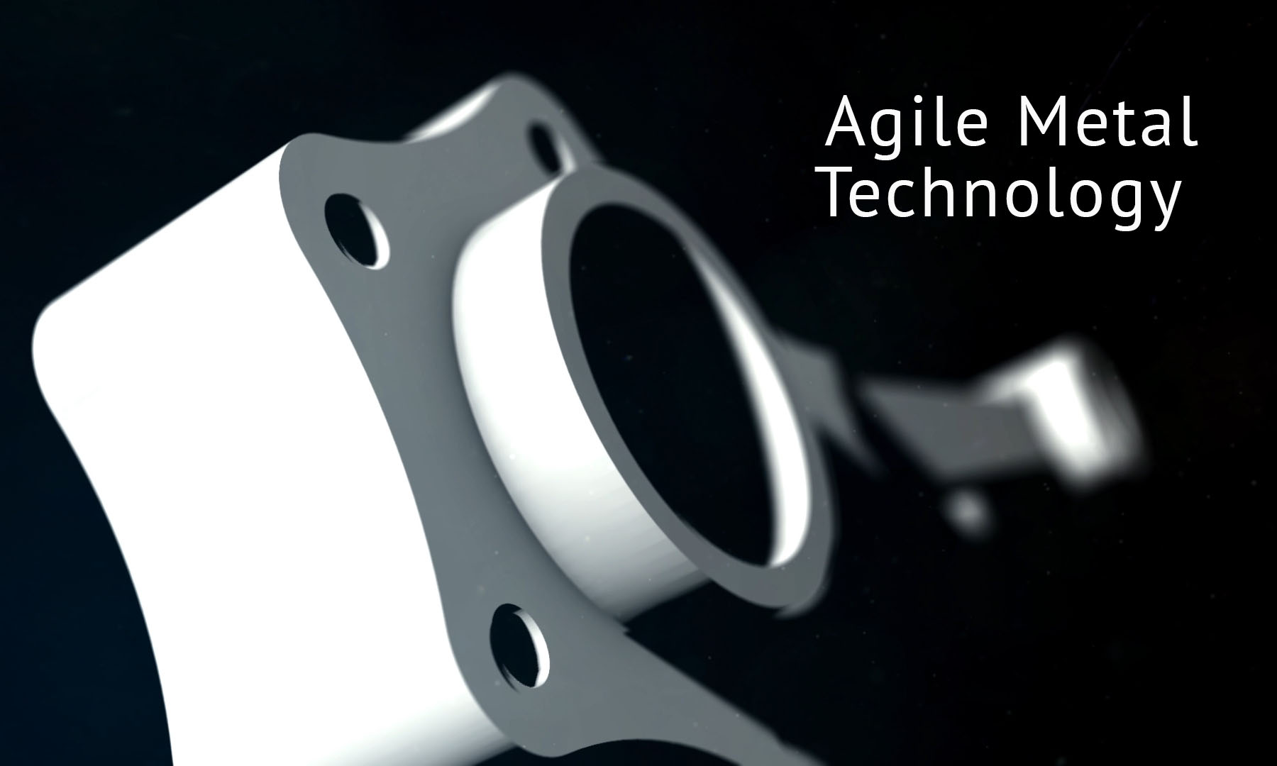 Presentation Agile Metal Technology (AMT): the smart suite for 3D metal printing