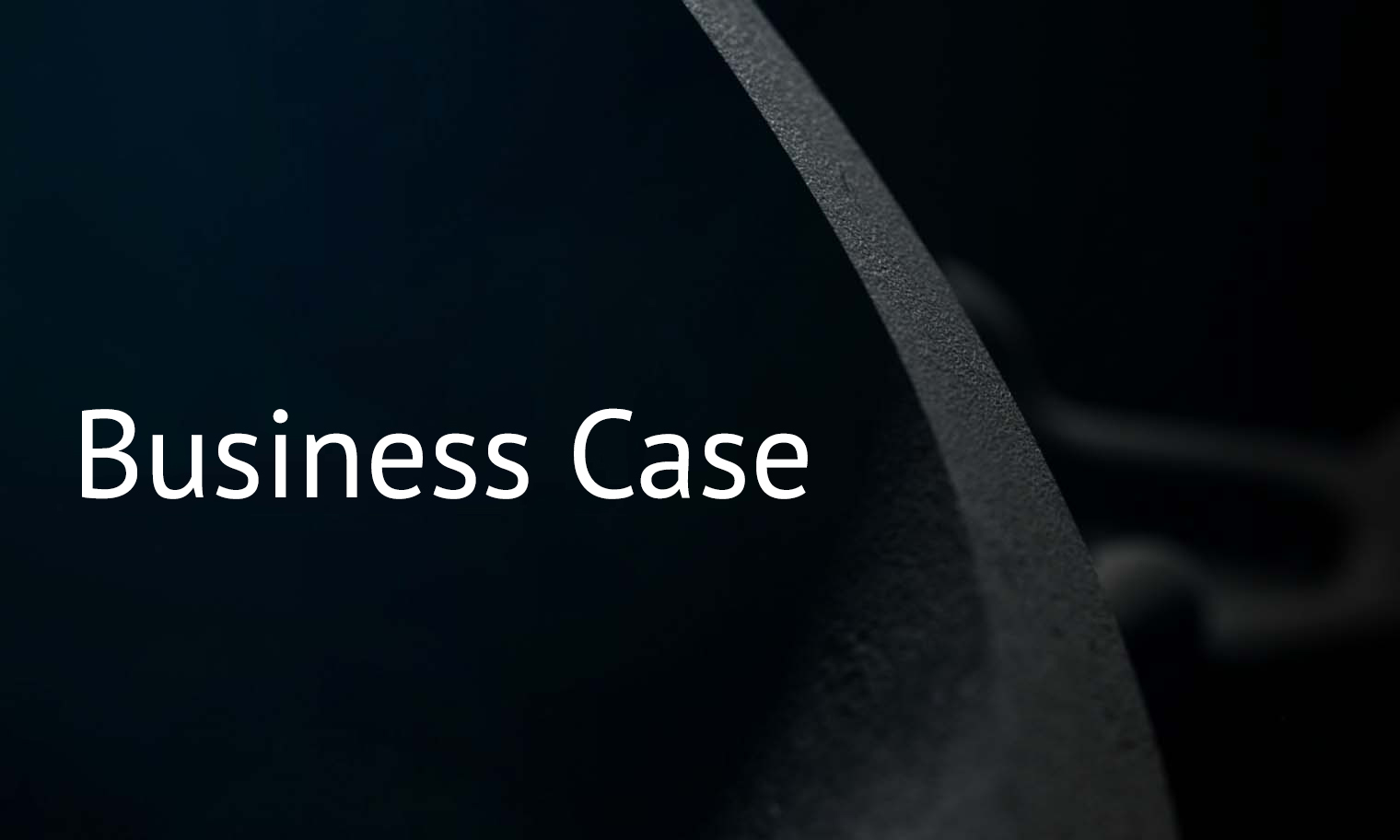 Business Case, our Artificial Intelligence for 3D printing