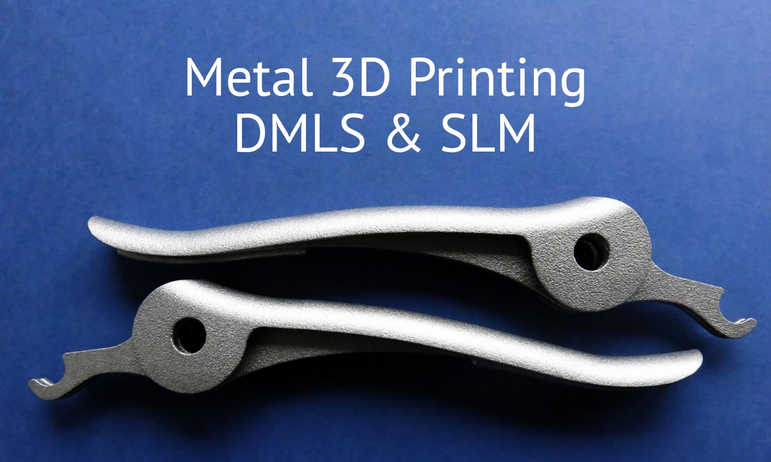 3D Printing Aluminium, Stainless Steel, and Titanium with the DMLS and SLM technologies