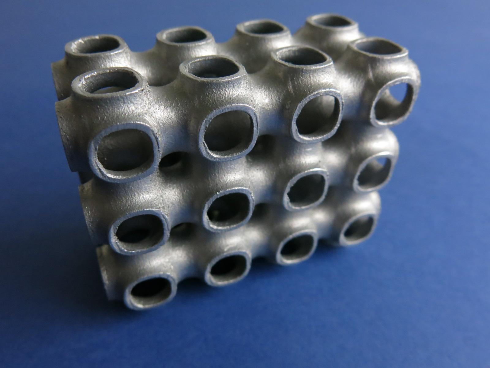 3D Printed Aluminium