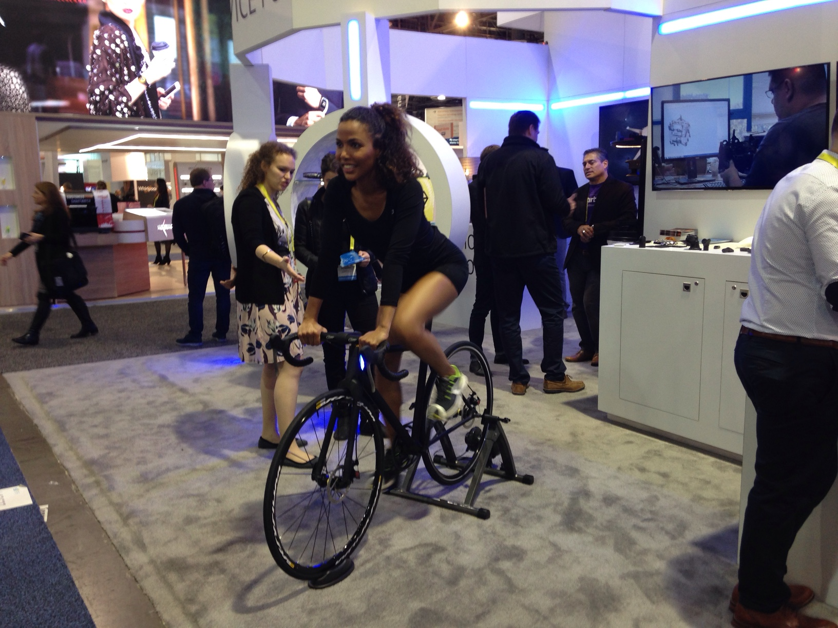 Discover the Sculpteo bike project at CES 2017