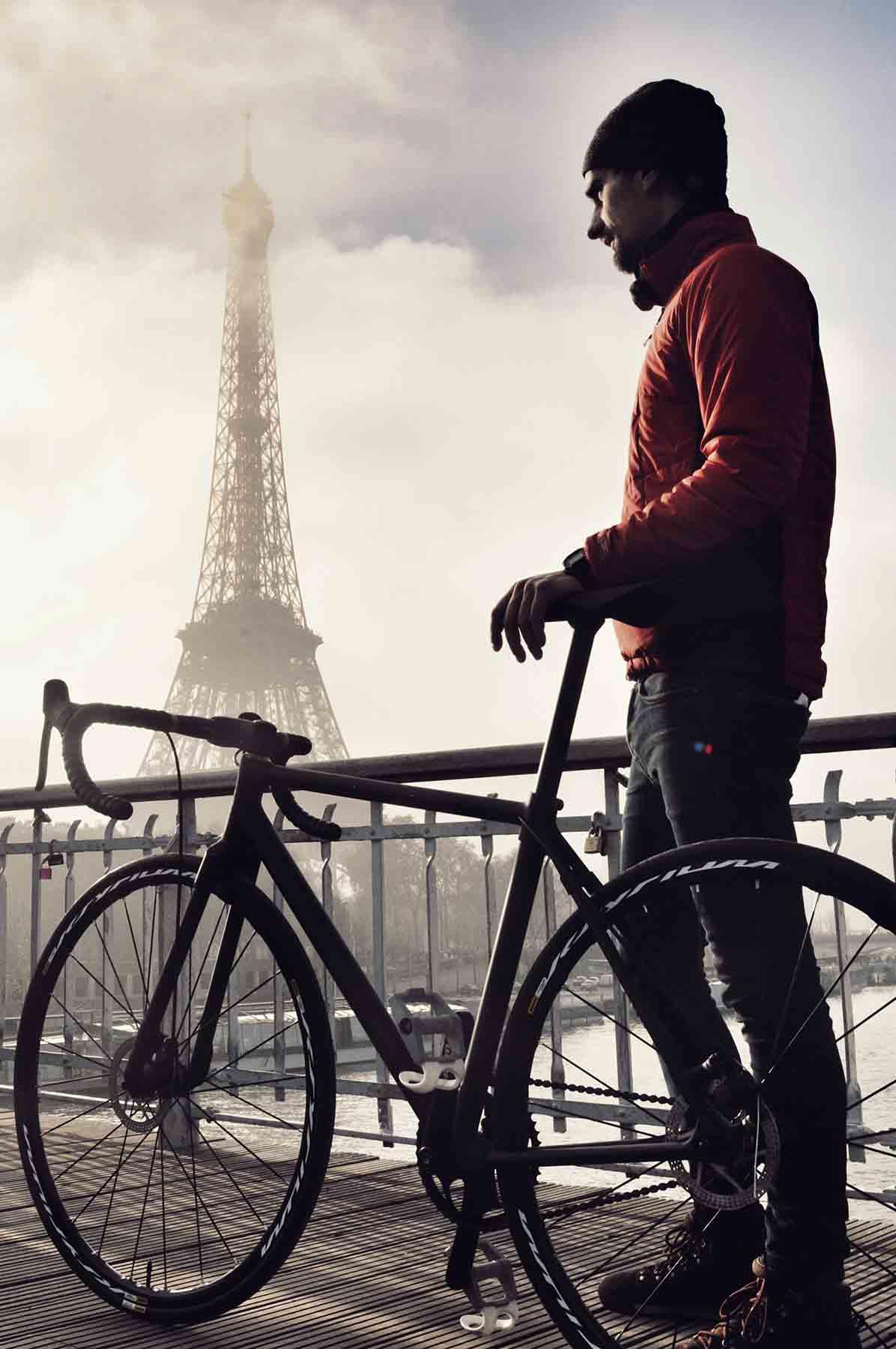 Piotr et Tour Eiffel