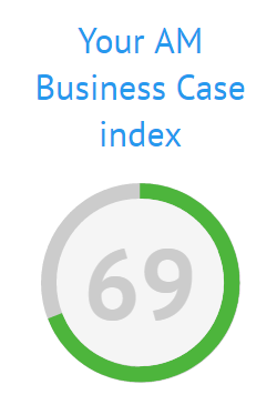 Metal 3D Printing business case index