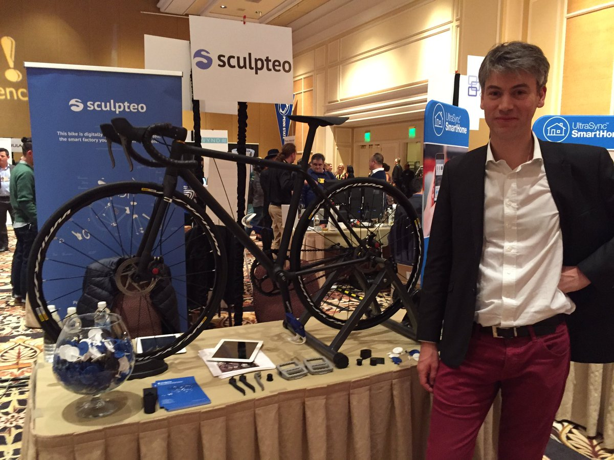 clement moreau and bike