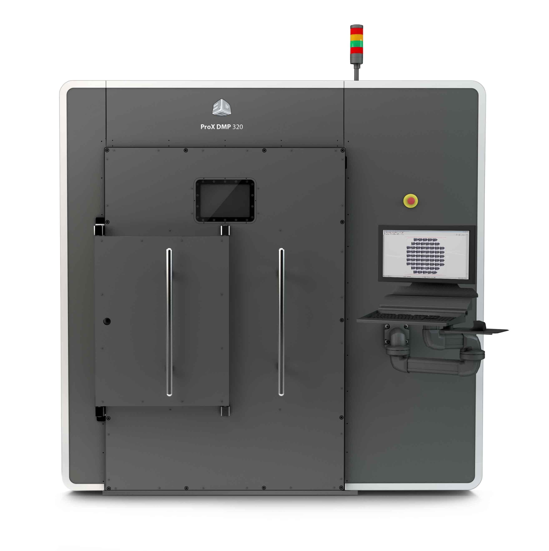 3Dsystem machine