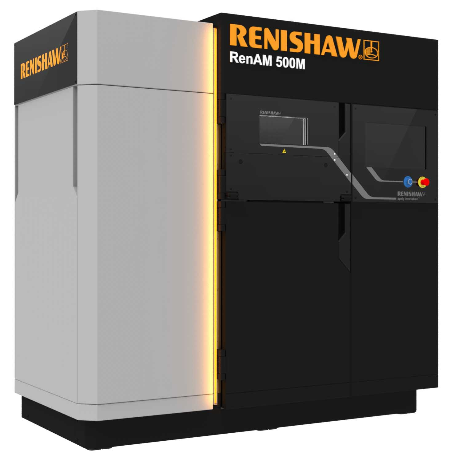 Renishaw machine