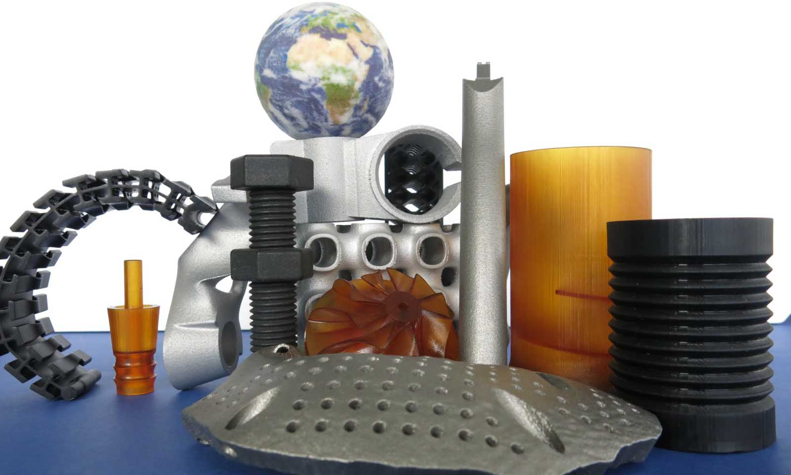 3D Printing Materials: Our Focus on Material Simulation.