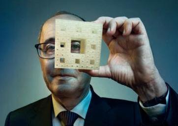 Alain le Méhauté 3D printing