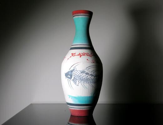 multicolor 3D printing vase