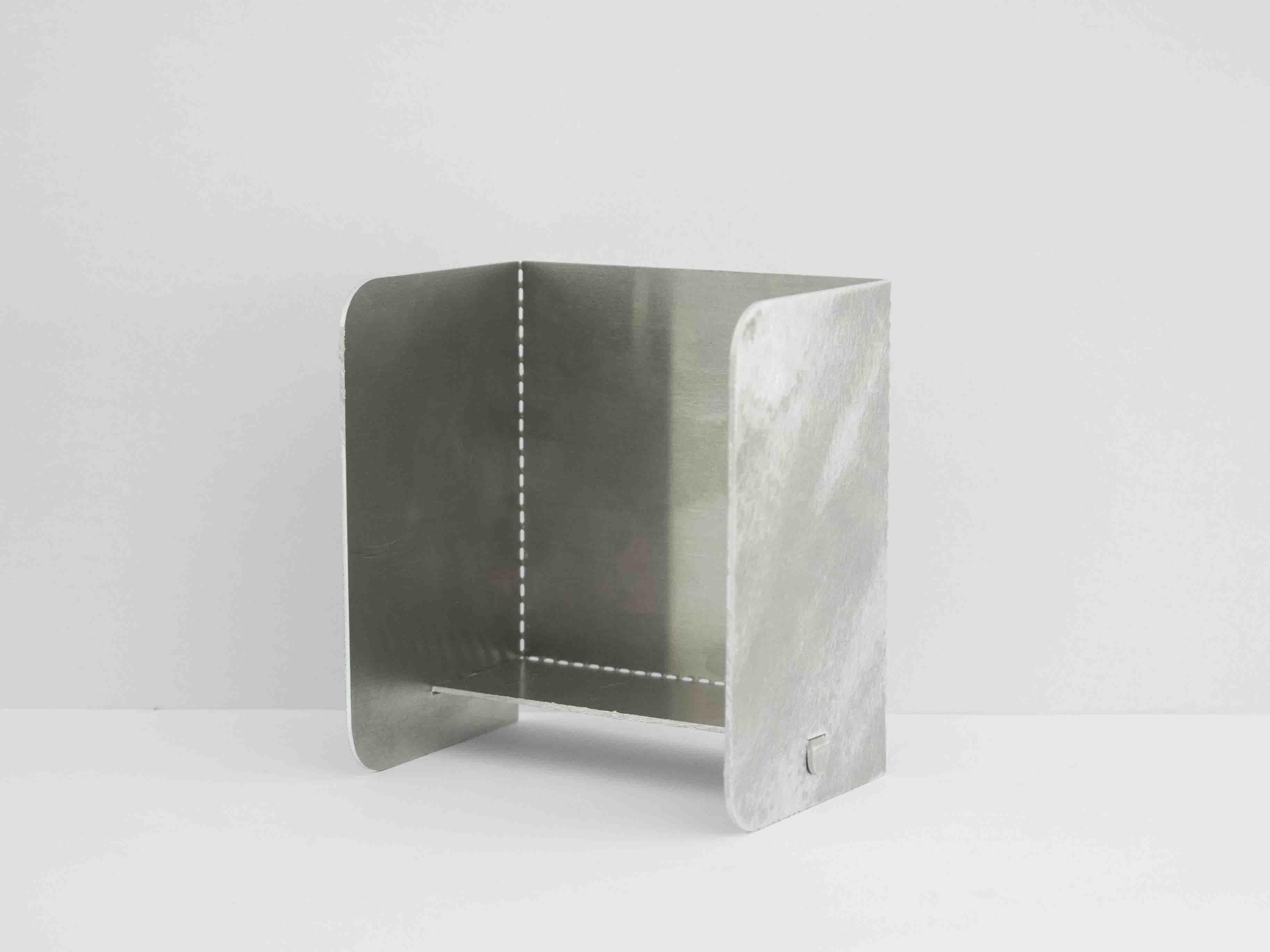 laser cut metal box