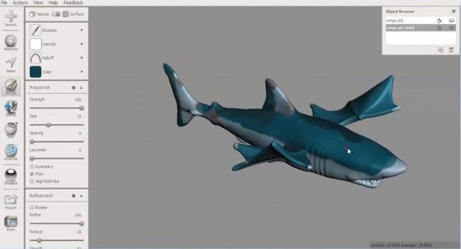 Best free 3D CAD software Meshmixer