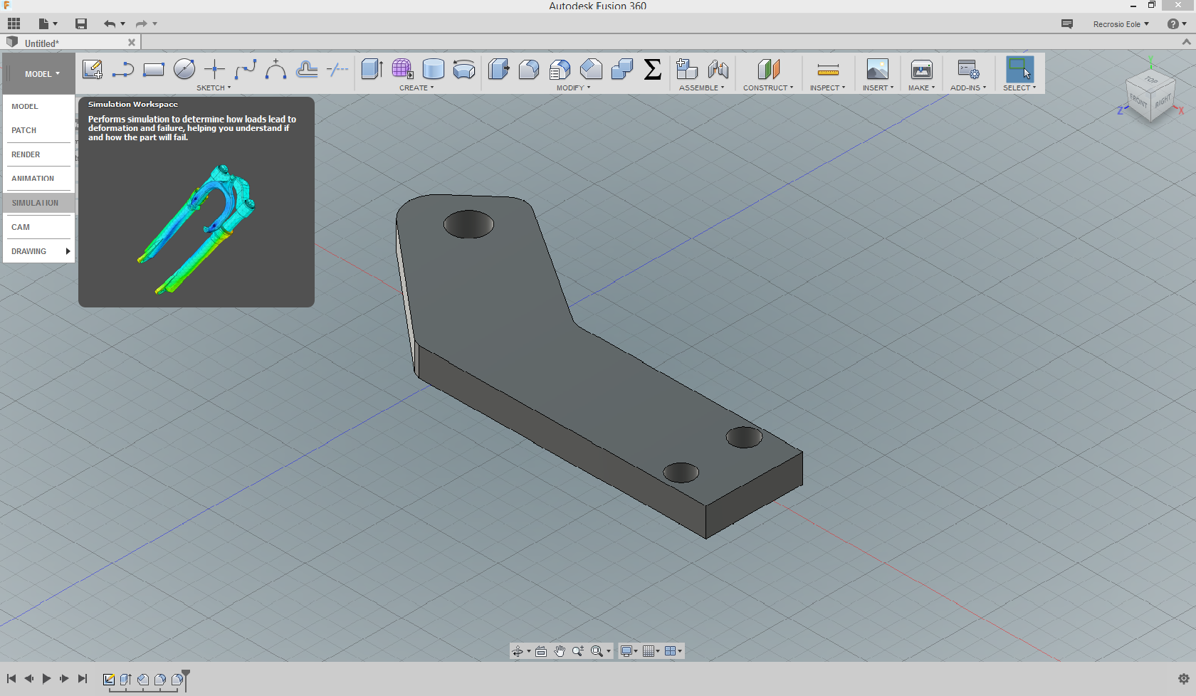 Simulation panel fusion 360 - 3D Printing Blog: Tutorials
