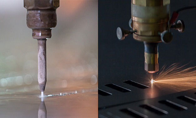 Laser Cutting or Water Jet Cutting: Which is Best for Your Application?