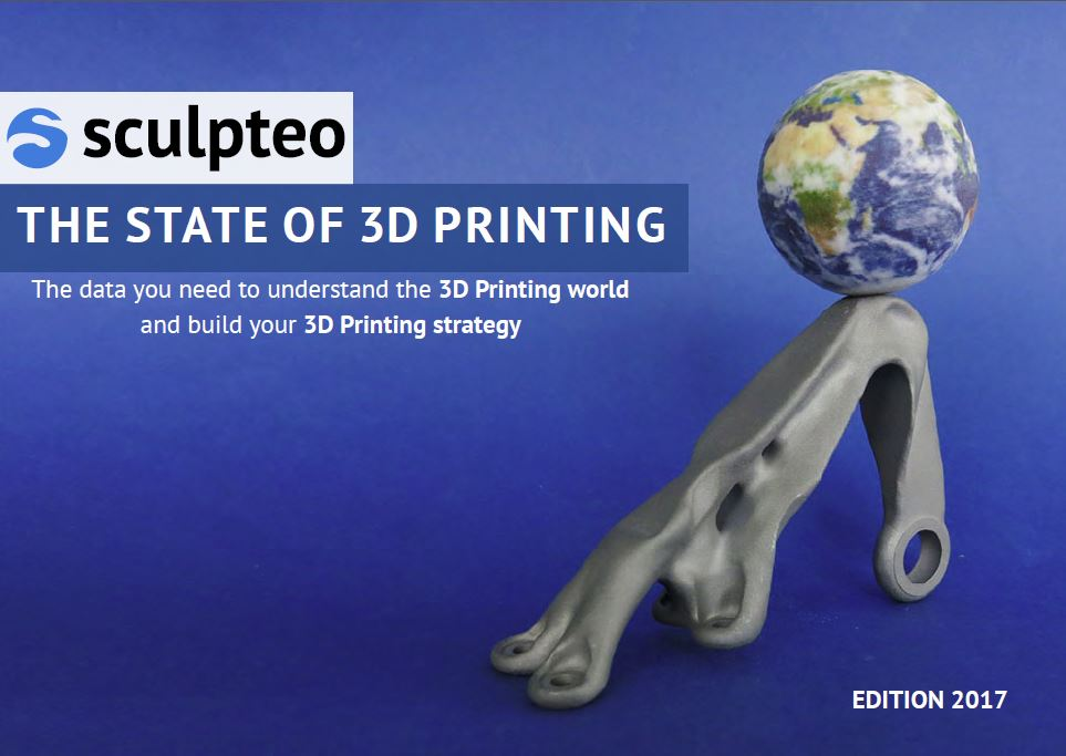The State of 3D Printing 2017 Report
