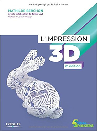 French 3D printing book