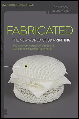 Fabricated 3D printing book