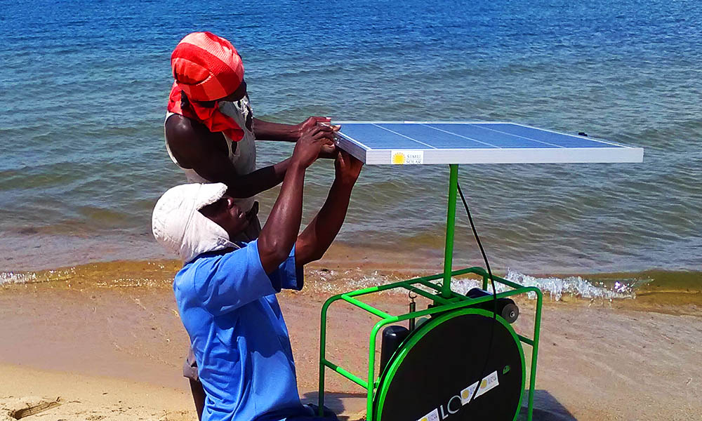 3D printing and solar energy in Tanzania: Simusolar