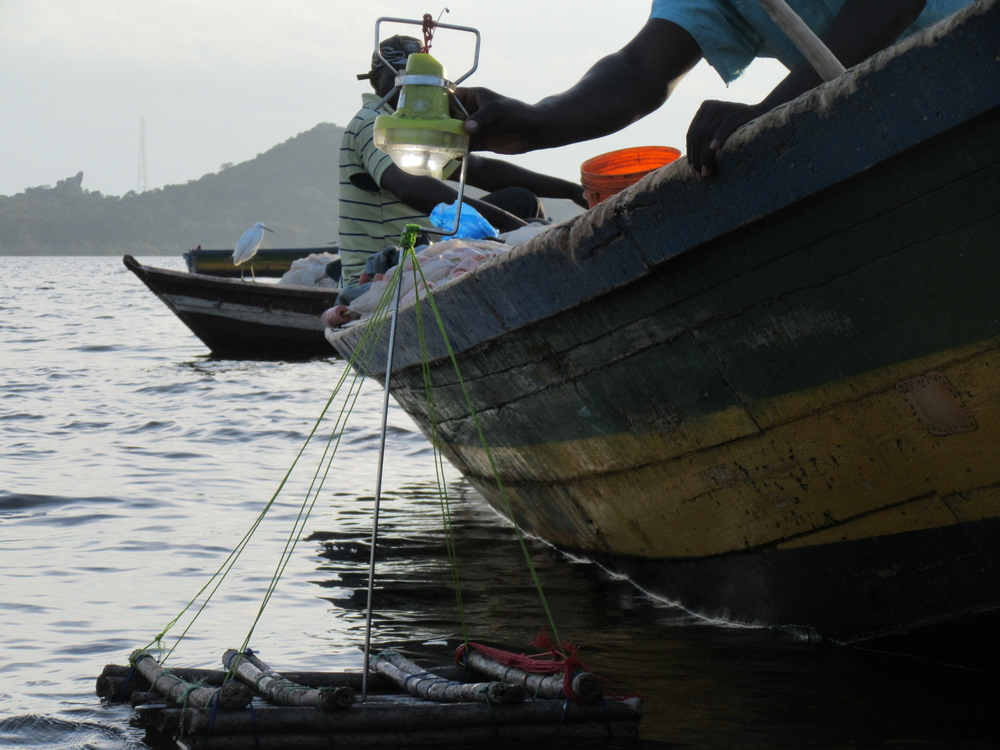 Simusolar Fishing Lake Victoria