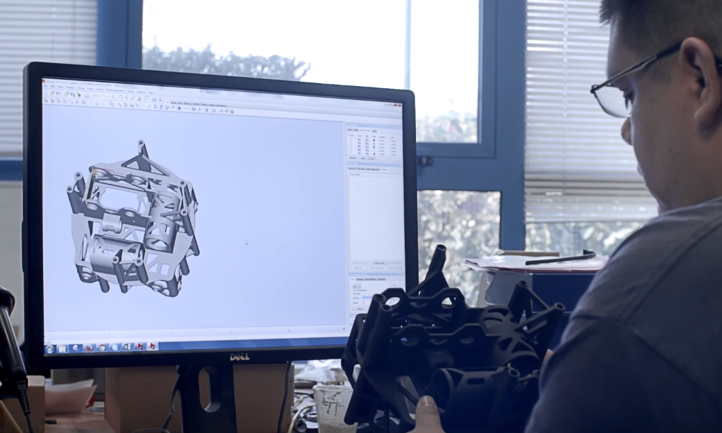 Discover our 3D printing software for Quality Control