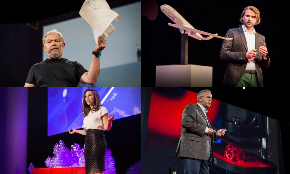 TED Talks about 3D Printing: The TOP 9 you should see.