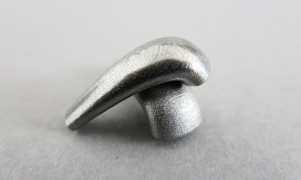 Metal 3D printing: Discover our New Binder Jetting Stainless Steel 316 and our New Finishes