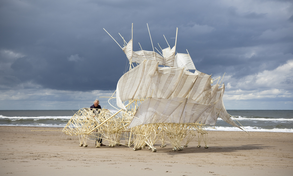 How to build a Strandbeest thanks to 3D printing