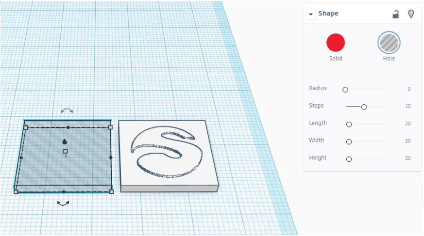 Tinkercad 3D modeling tutorial