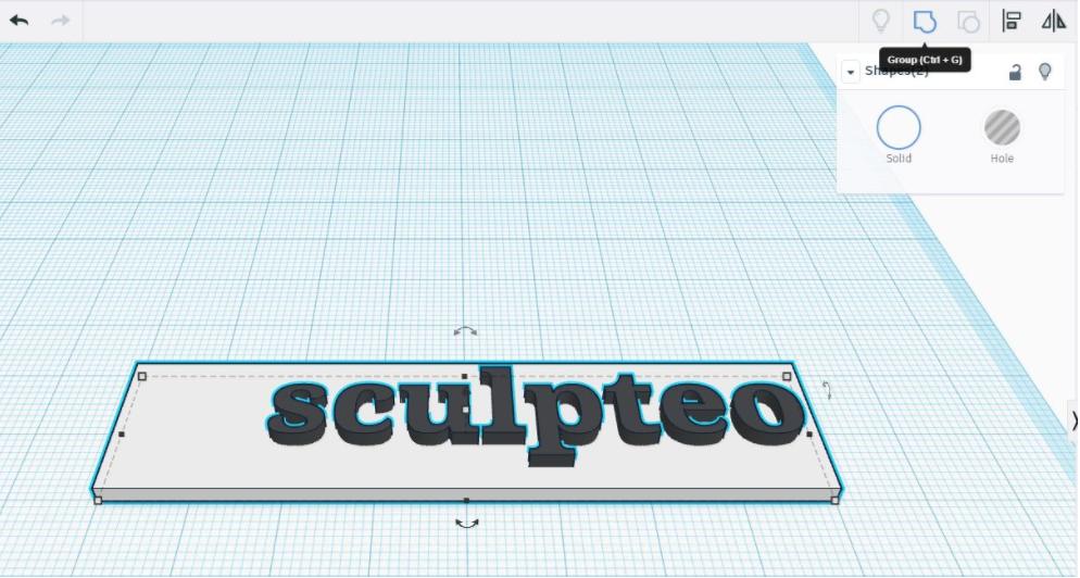 Tinkercad CAD design tutorial