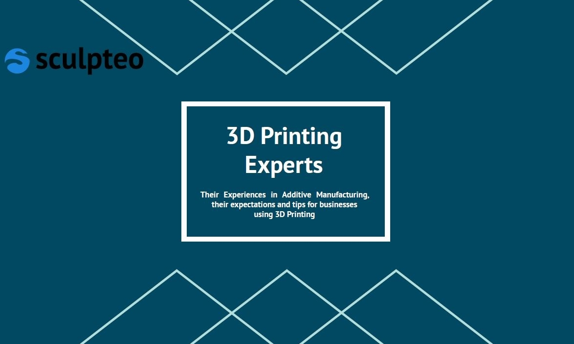 Experts de l'impression 3D: nouvel e-book disponible!