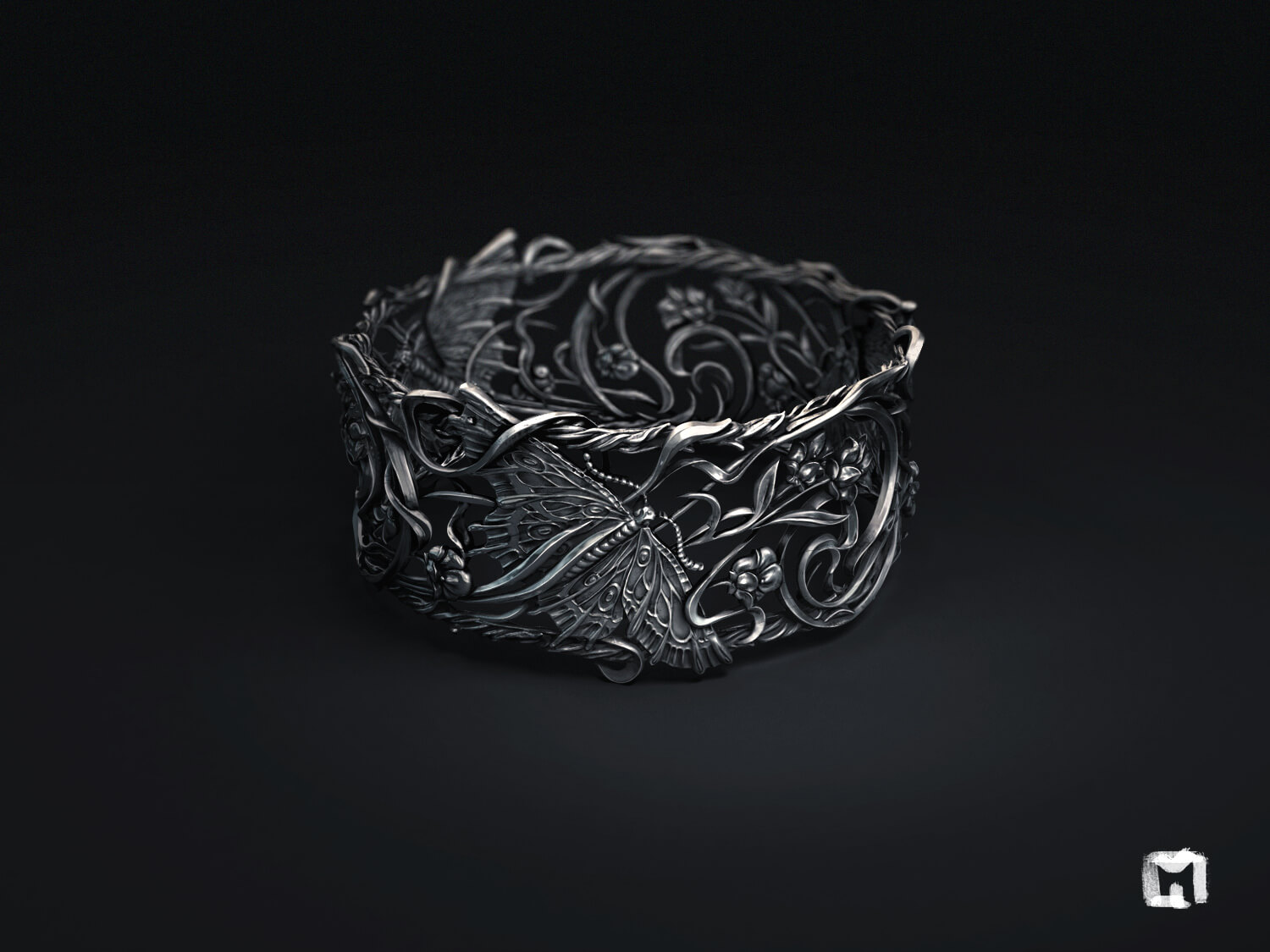 Photo credit : http://pixologic.com/zbrush/industry/jewelry/