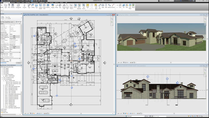 Modeling Software For Architecture