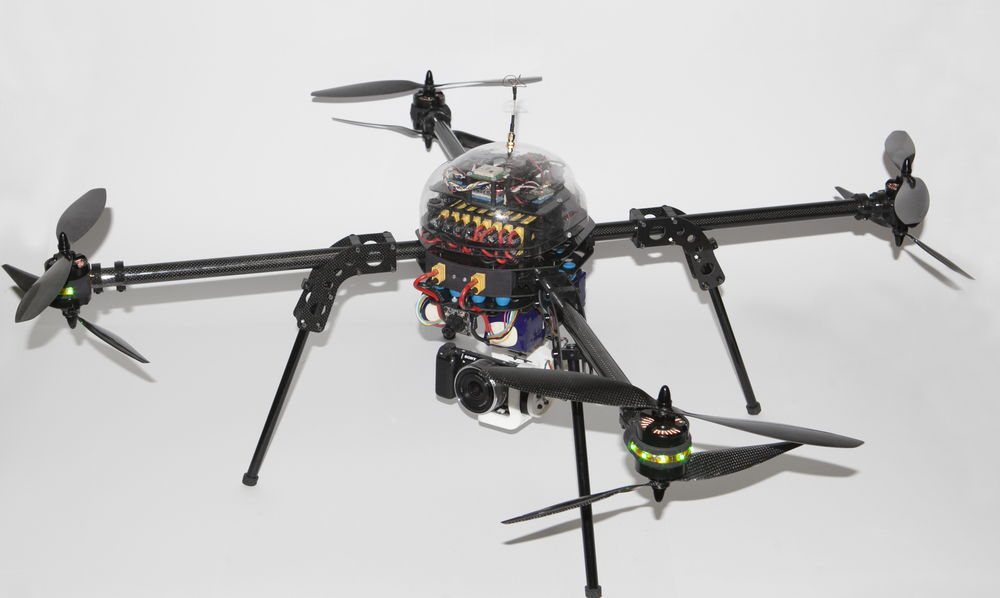 "3D printed drone: ""How 3D printing helped us save 40% time on our product development process"""