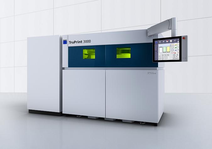3D printer TruPrint3000 by Trumpf