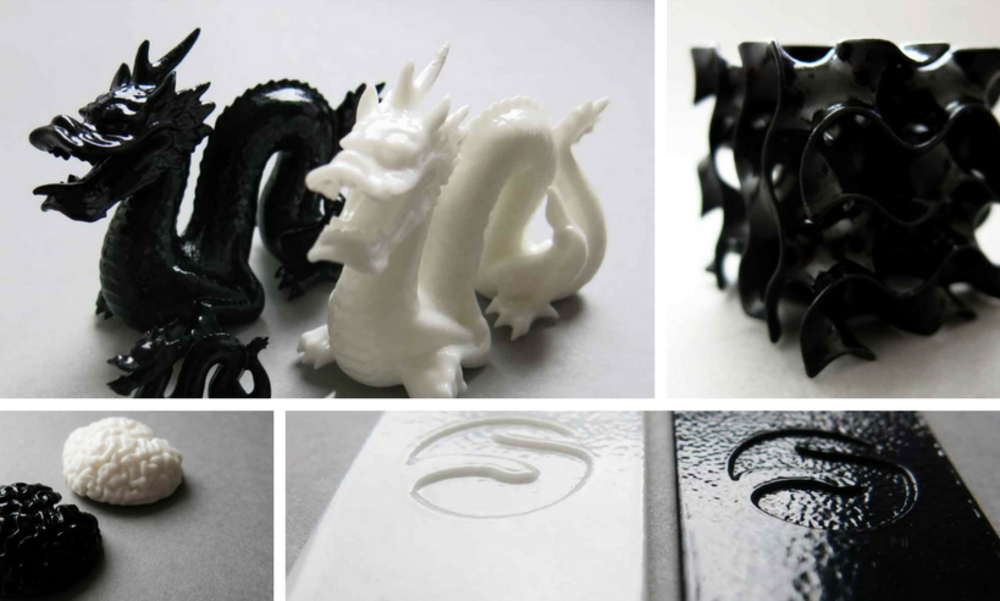 Waterproof plastic 3D printed objects with Smoothing Beautifier finish