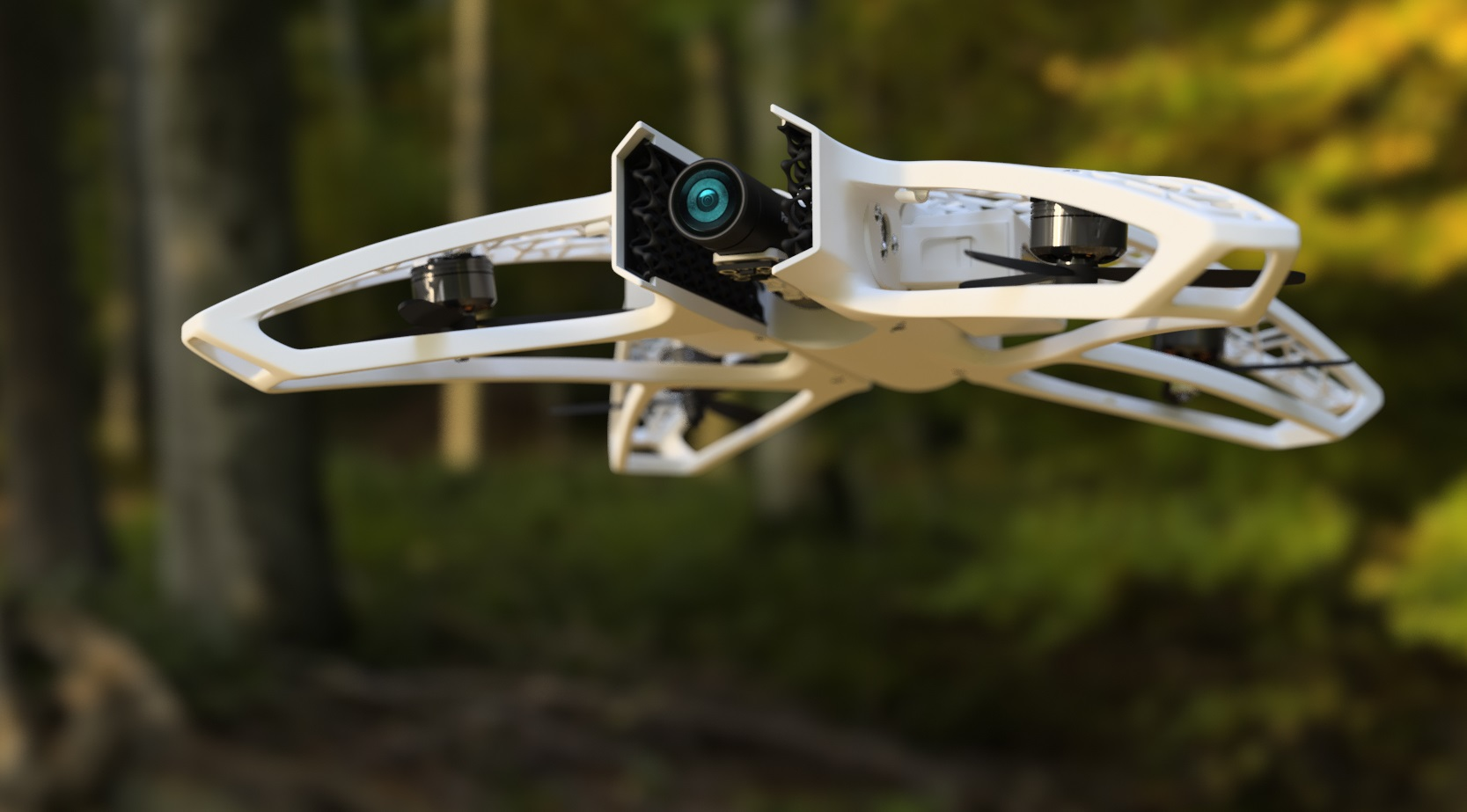 Top 11 of the best 3D printed drone projects