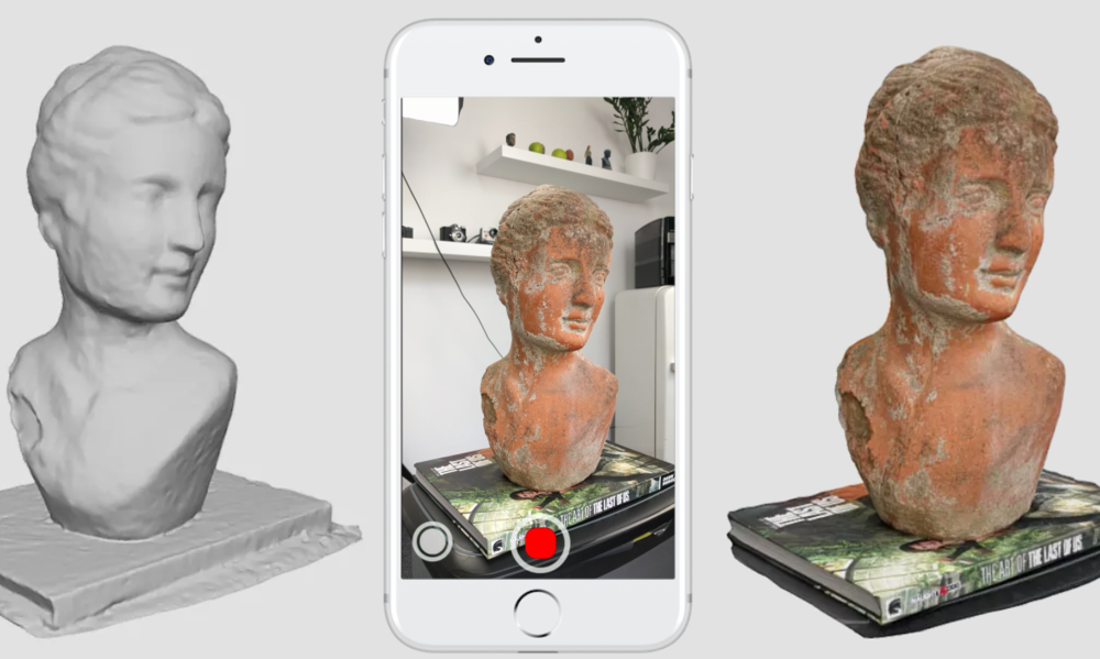 3d Scanner App >> How To 3d Scan With A Smartphone