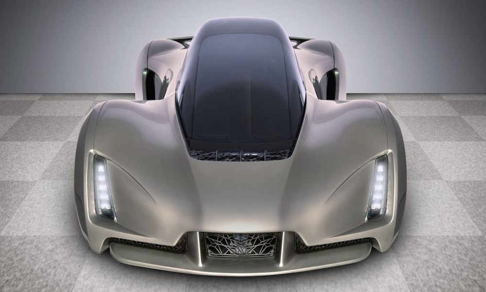 3D printed car: The future of the automotive industry
