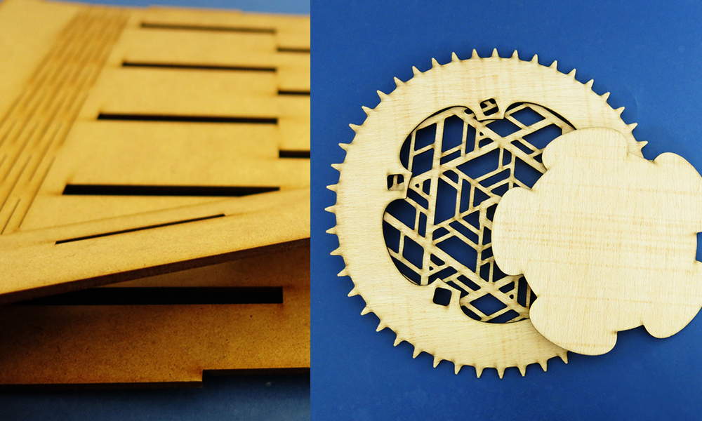 New MDF and Plywood Laser Cutting materials: New material and thickness available