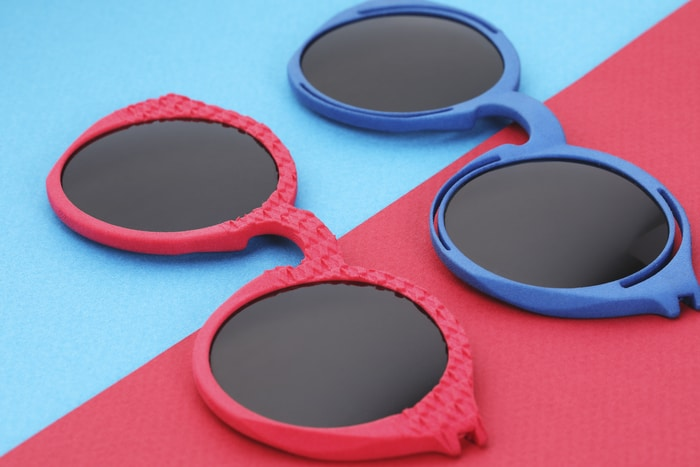 3D printed glasses by OCtobre71
