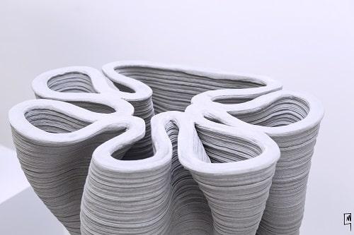 concrete 3D printing