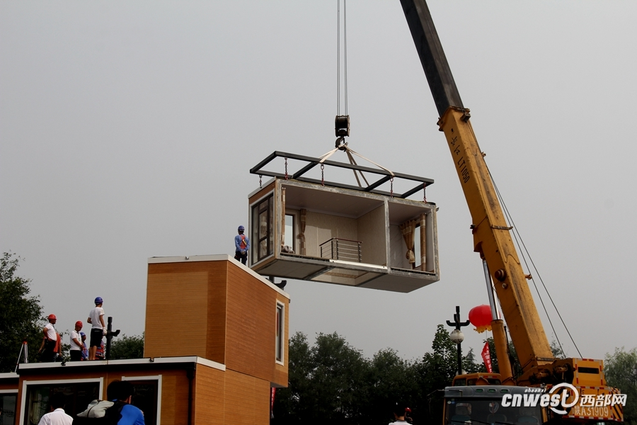 Credit: https://www.3printr.com/zhuoda-group-unveils-3d-printed-modular-home-2729994/