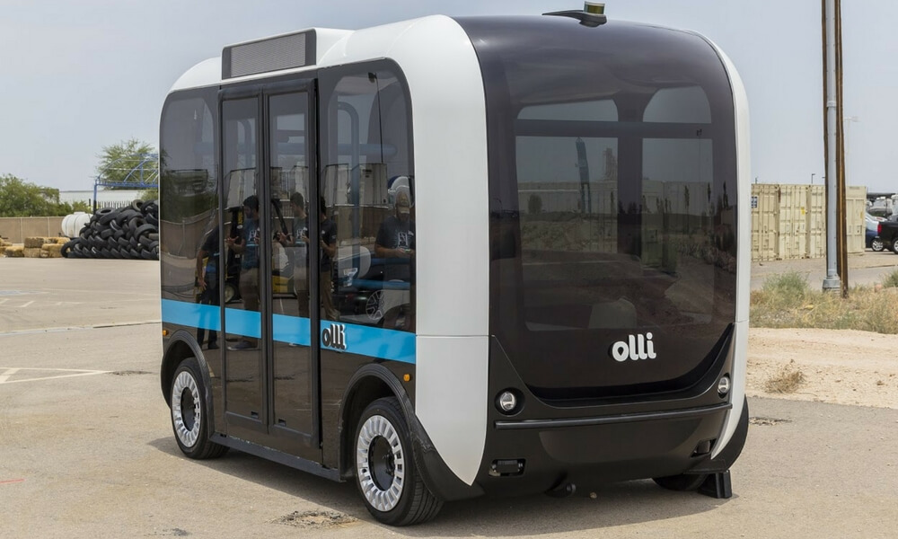 Meet the urban transportation of the future!
