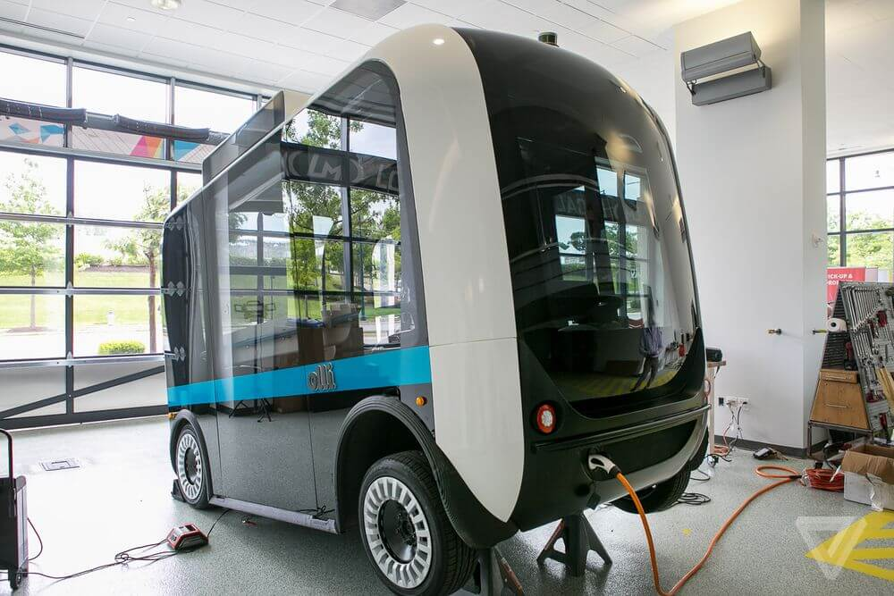 credit: https://www.theverge.com/2016/6/16/11952072/local-motors-3d-printed-self-driving-bus-washington-dc-launch